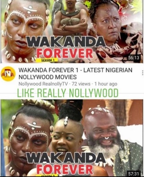 actress-queen-nwokoye-reacts-to-controversial-nollywood-version-of-black-panther