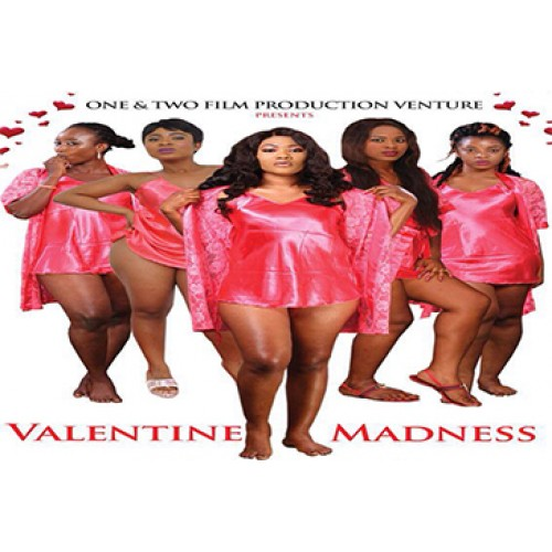 Valentine Madness nollywood movie-500x500