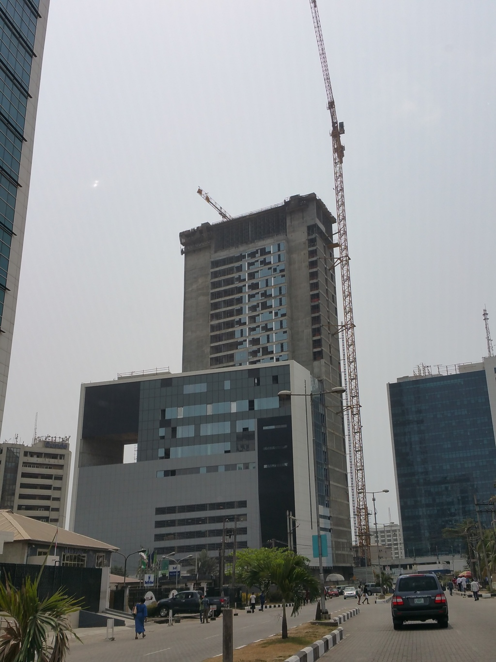 Lagos Eko Tower