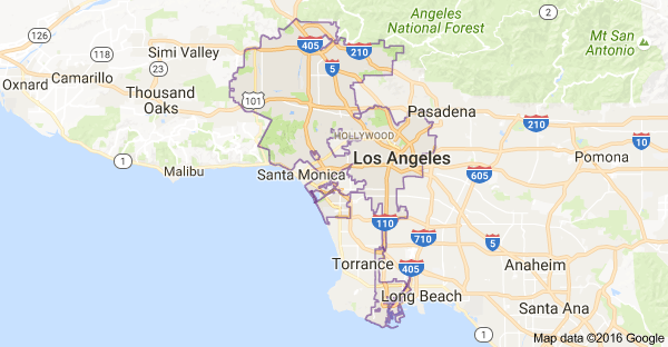 los-angeles-map