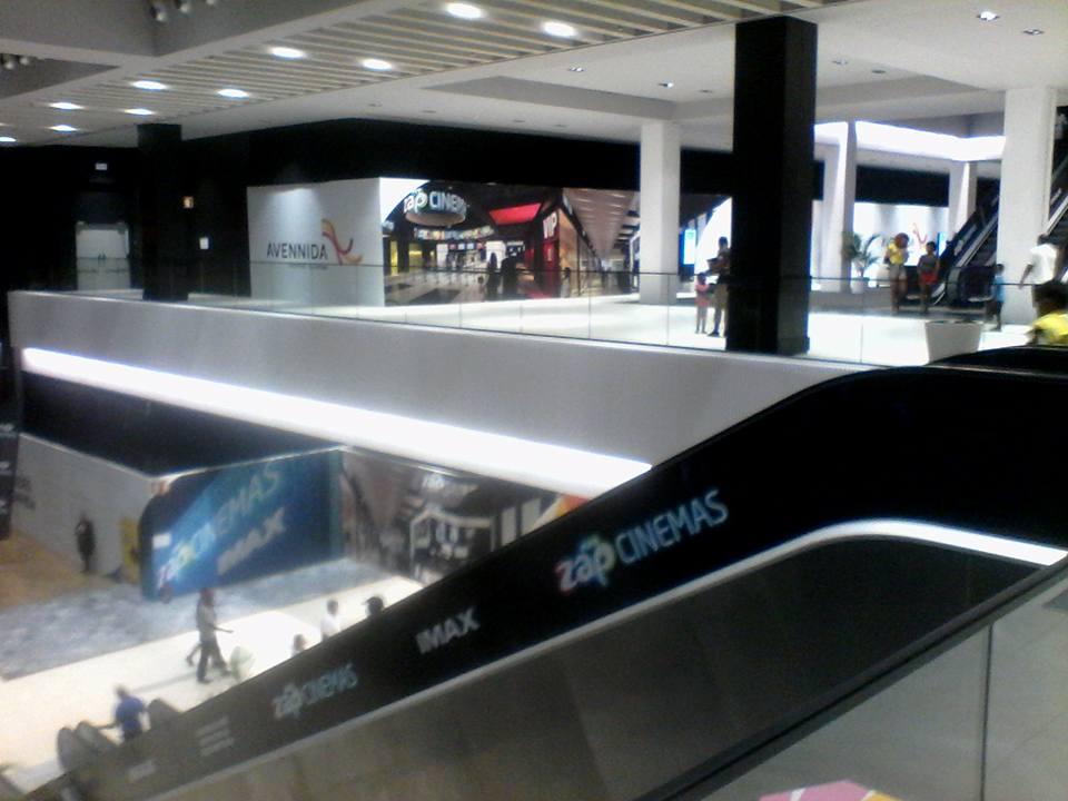 Luanda mall