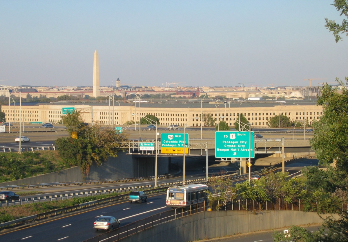 Washington Pentagon_dc_skyline