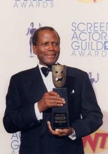 Sidney Poitier Life Acheivement Award