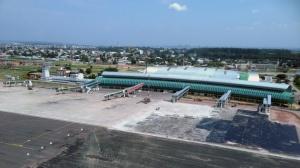 brazza airport