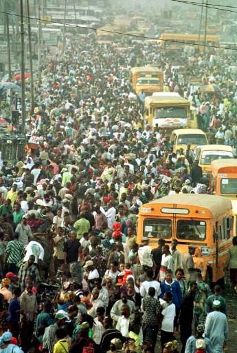 NIGERIA-CHRISTMAS