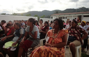 honduran women assembly
