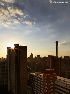 Jozi-view-Starburst-sunset