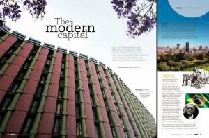 The modern capital 1