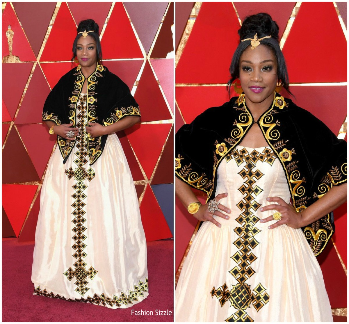 tiffany-haddish-in-tradional-eritrean-gown-2018-oscars