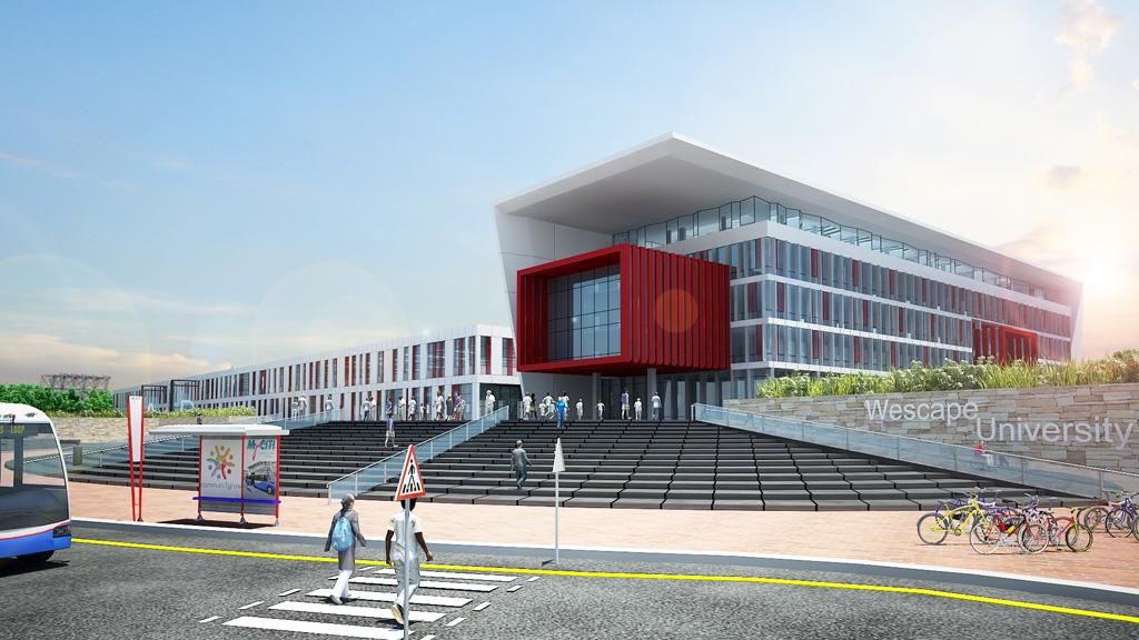 Wescape-university-concept