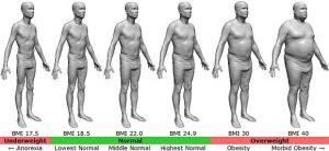 BMI-male