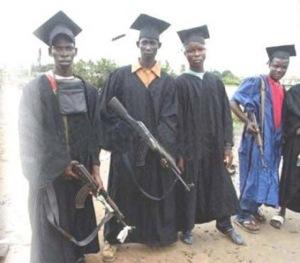 Liberian-students