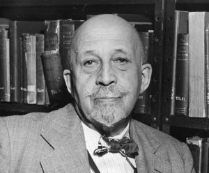 Dr William Edward Burghardt Du Bois (1868 - 1963), 82-year old anthropologist and publicist, co-founder of the National Association for the Advancement of Coloured People (NAACP) who has been nominated as the American Labor Party candidate for Senator from New York.   (Photo by Keystone/Getty Images)