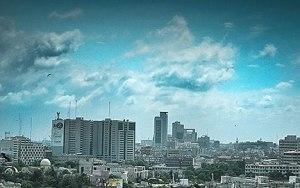 Karachi-sky-line