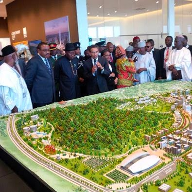Abuja-Centenary-City-Project