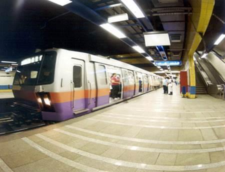 Cairo subway