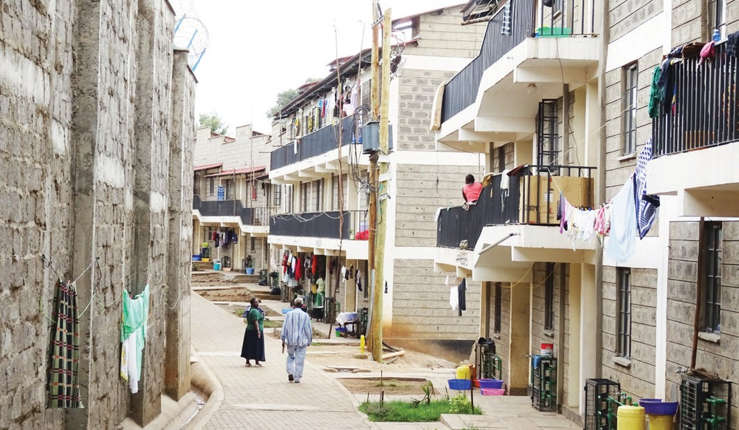 Kibera Slum Revitalization