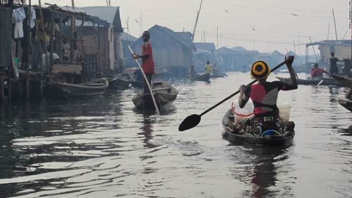 Lagos Makoko 1