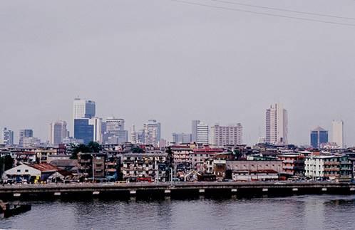 Lagos poor area