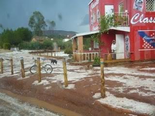 Madagascar snow