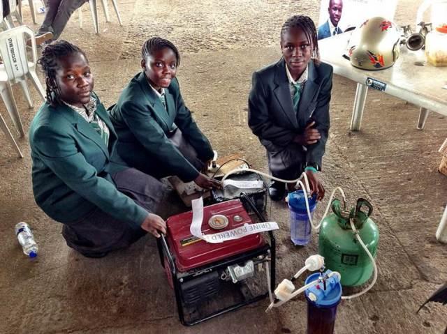 Nigerian female inventors
