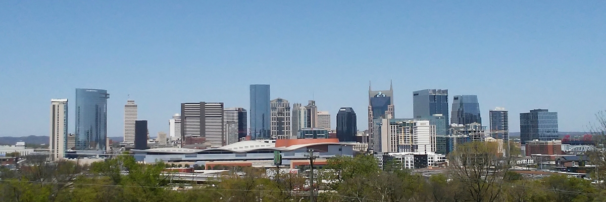 Nashville_skyline_from_Fort_Negley_2018
