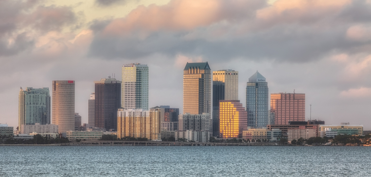 Tampa-Skyline-from-Ballast-Point