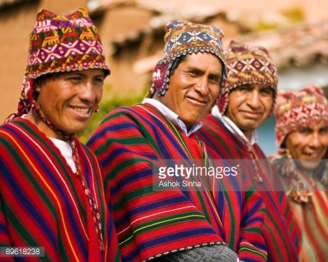 Peru people