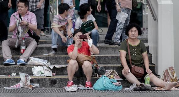 Chinese touritst-master
