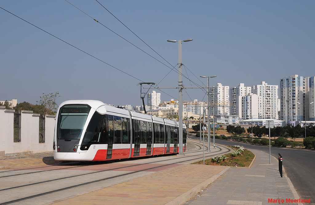 Casablanca Tram