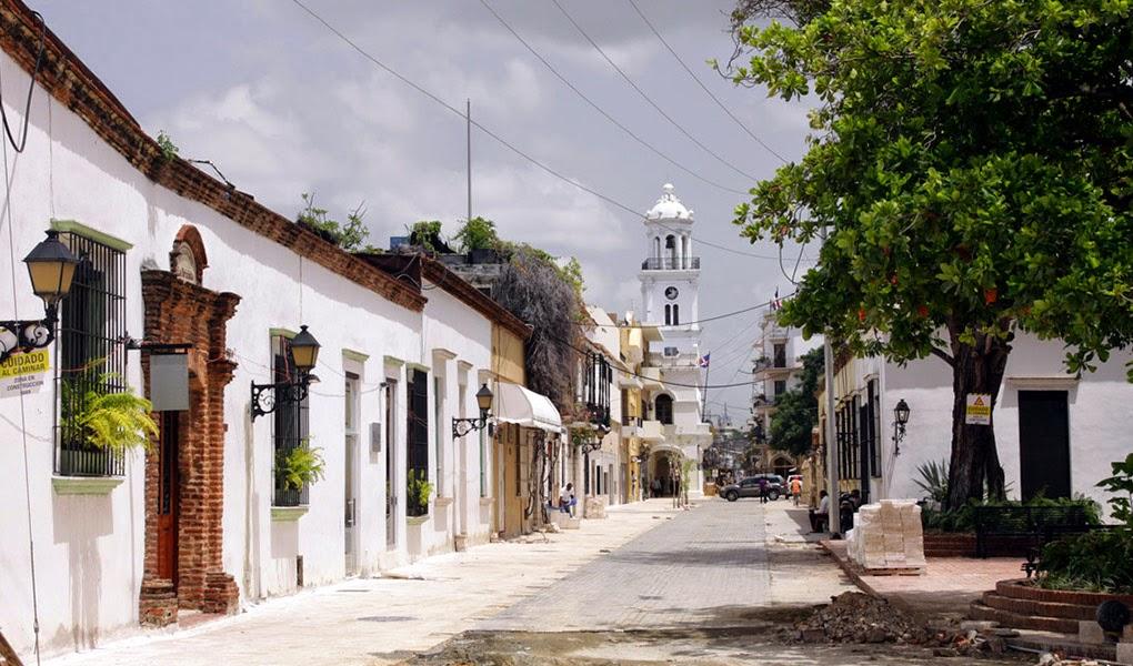 Calle Arzobiso Meriño