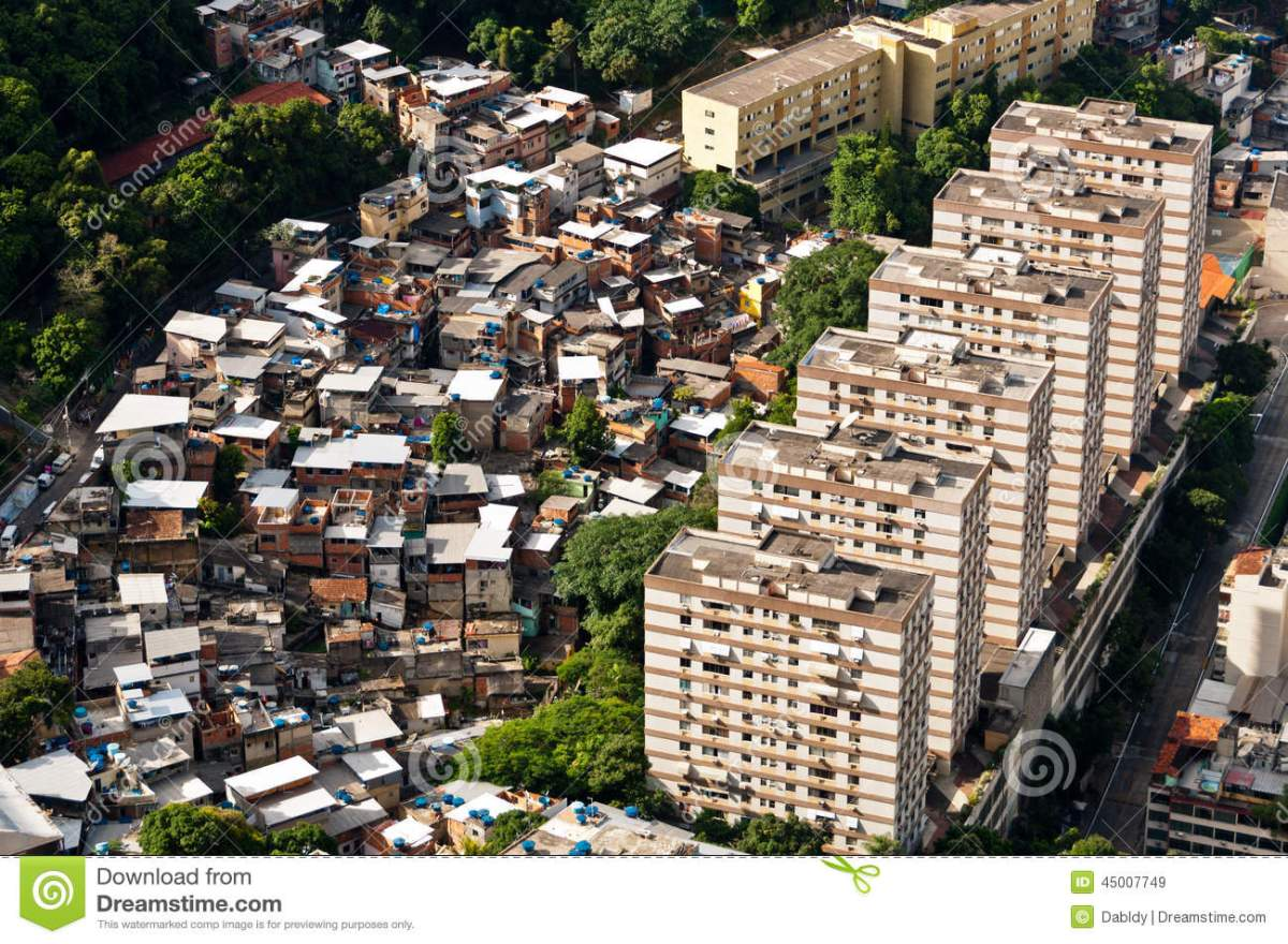 rio-de-janeiro-urban-contrast-area-view-above-apartment-buildings-slums-next-to-them-45007749