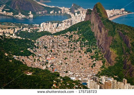 stock-photo-aerial-view-of-favela-da-rocinha-biggest-slum-in-brazil-on-the-mountain-in-rio-de-janeiro-and-175718723