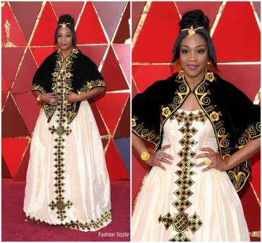 tiffany-haddish-in-tradional-eritrean-gown-2018-oscars