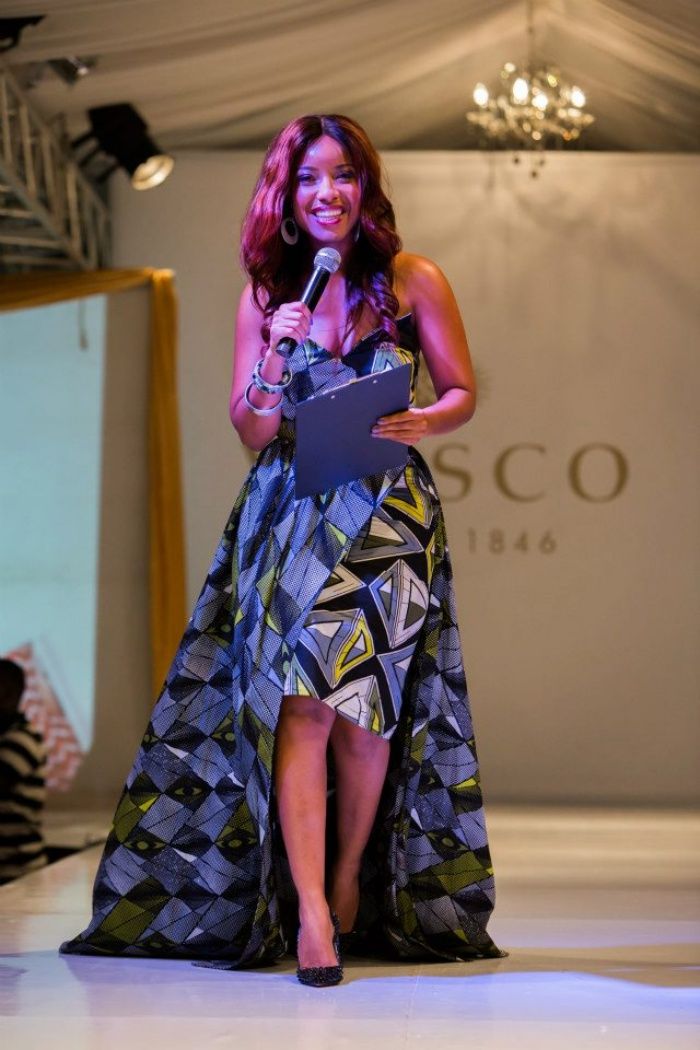 Joycelyn-Dumas-in-her-Vlisco-outfit-as-she-hosted-the-Vlisco-2012-Awards-Night