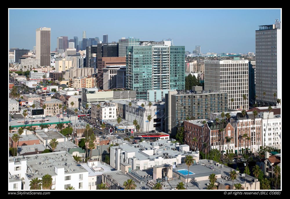 Koreatown Los Angeles, California