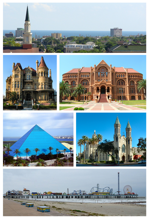 Galveston_Collage
