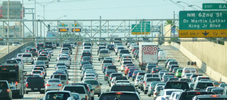 Image result for Miami traffic Jam
