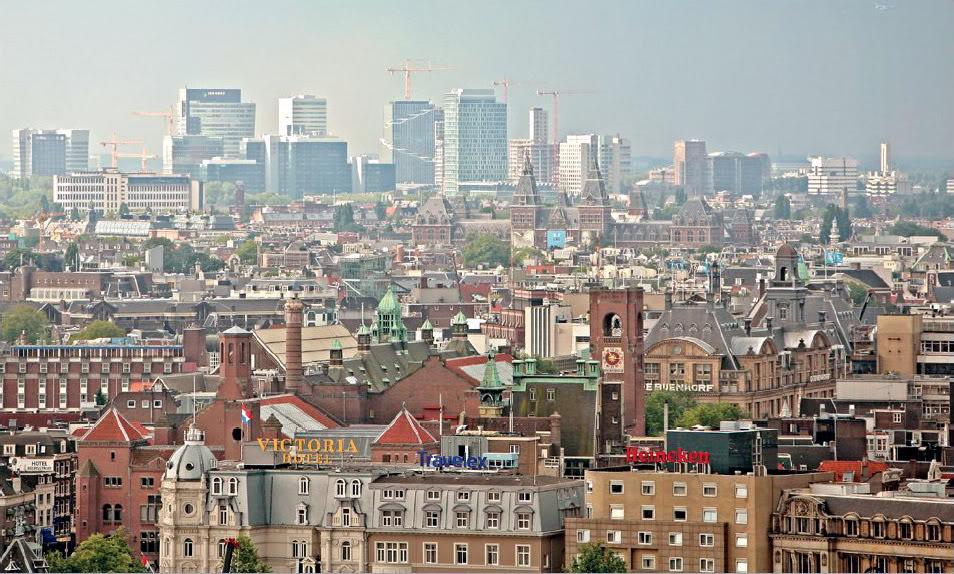 skyline_Zuidas2009