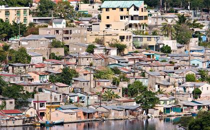 Dominican Slum