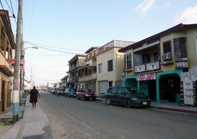 Dangriga_main_street.jpg