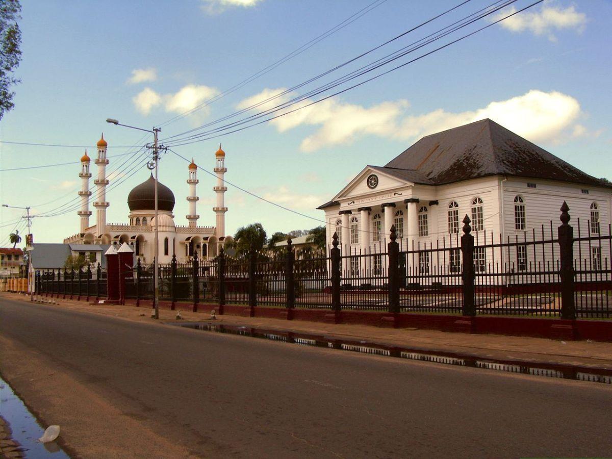 MoscheeSynagoge