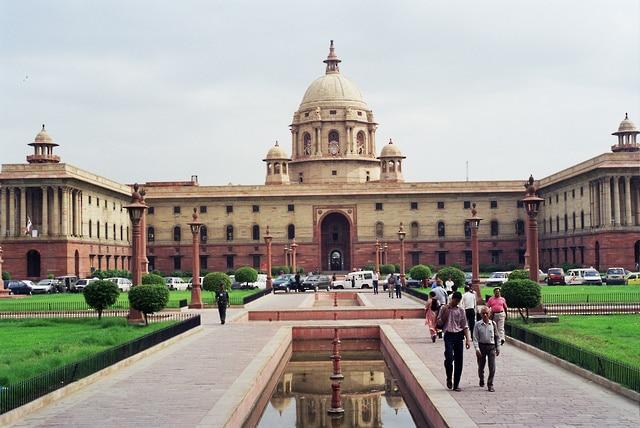 Delhi-Parliament