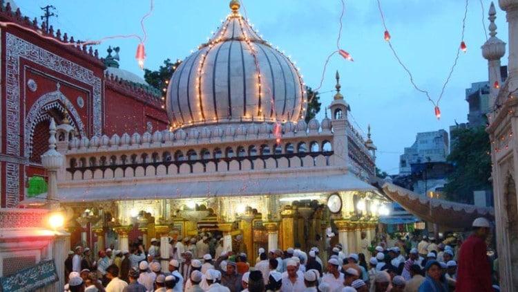 Nizamuddin-Dargha
