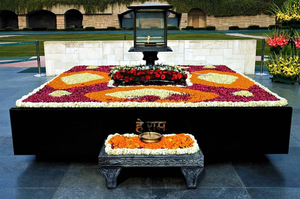 Raj-Ghat