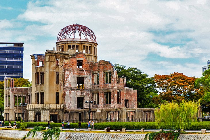 japan-attractions-hiroshima-peace-memorial-park